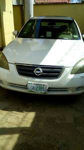 nissan altima 2005 price in nigeria clean registered 2005 nissan altima autos nigeria