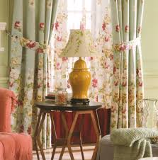 Floral Jacquard Curtains Curtains Country Elegant Floral Jacquard