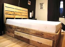Platform Bed With Storage Underneath Platform Beds With Storage Pltform Srge Platform Bed With Storage