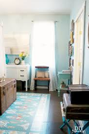 How To Decorate A Guest Bedroom On A Budget - eclectic guest bedroom ideas diy show off diy decorating and