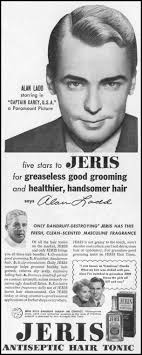 jeris hair tonic history the gallery of graphic design