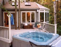 Sunrooms For Decks New England Spas U0026 Sunrooms Gallery Image Deck Off The Sunroom