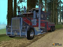t600 kenworth custom kenworth for gta san andreas