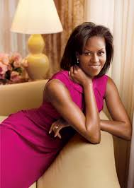 does michelle obama wear hair pieces ikram goldman finally speaks about dressing michelle obama during