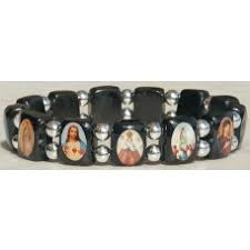saints bracelet bracelets from brazil