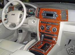 grand jeep 2007 amazon com jeep grand laredo limited interior burl wood