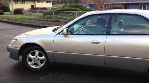 lexus used for sale by owner 1998 lexus es300 for sale youtube