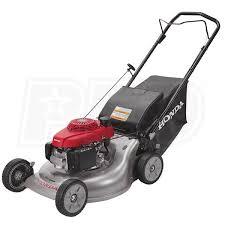honda hrr216pka 21 inch 160cc 3 in 1 push lawn mower