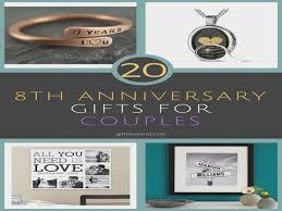 eighth anniversary gift eighth anniversary gift for 8th wedding anniversary bronze 8th