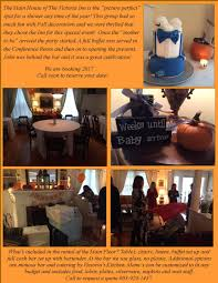 wedding and baby showers the victoria inn