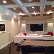 My Awesome Basement - inexpensive basement finishing ideas combine creativity with