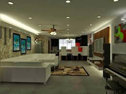 single storey house interior design malaysia house interior