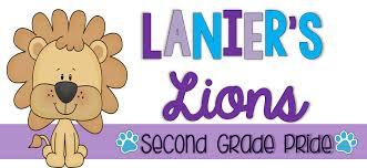 lanier u0027s lions letter of the week aa