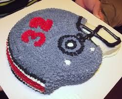 best 25 football helmet cake ideas on pinterest football