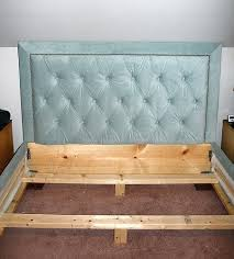bed frames without box springs bed headboard no bed frame metal