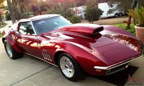 69 corvette specs custom corvette stingray 454 468 ci 600 hp and drive