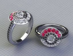 pokeball engagement ring gotta catch just the one pokeball engagement rings geekologie