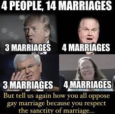 Happy Marriage Meme - previous pinner says sarcasm ahead but that the whole point they