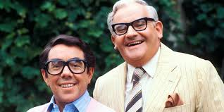 the two ronnies bbc1 sketch show british comedy guide
