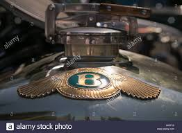 bentley college hood ornament and radiator cap on 1926 bentley all british field