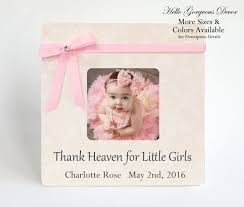 Personalized Gift Ideas by Baby Frame Personalized Gift Ideas Newborn Picture Frame Baby