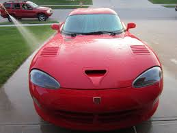 Dodge Viper Hardtop - mopar garage 1997 dodge viper full detail