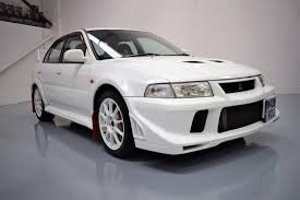 used mitsubishi lancer for sale used 2000 mitsubishi lancer evo 6 tommi makinen edition tme for