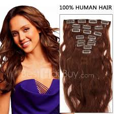 remy human hair extensions wavy clip in remy human hair extensions rich copper