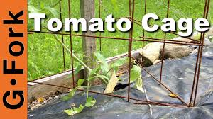 best tomato cages how to gardenfork youtube