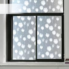 aliexpress com buy dandelion self adhesive film window film