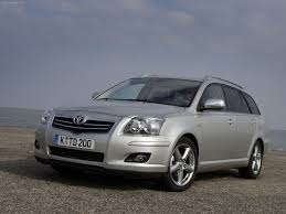 toyota avensis toyota avensis wagon 2007 pictures information u0026 specs