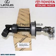 lexus rx330 steering rack genuine toyota lexus oem avalon camry steering intermediate shaft