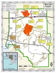 Map Of Port St Lucie Florida by Big Cypress Wildfires Update Florida Hikes
