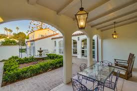 La Jolla Luxury Homes by Stunning Spanish Colonial A Luxury Home For Sale In La Jolla