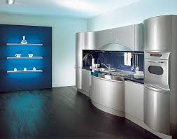 Kitchen Metal Cabinets Kitchen Steel Grey Cabinets Airmaxtn