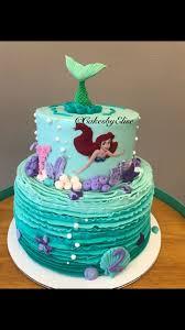 mermaid birthday cake best 25 mermaid birthday cake ideas on ariel