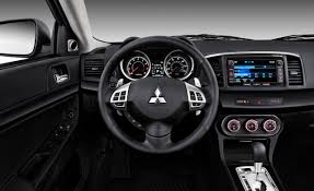 asx mitsubishi interior 2016 mitsubishi lancer interior images specification 1266