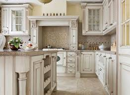 antique white glazed kitchen cabinets elegant and antique white glazed kitchen cabinets home decor and