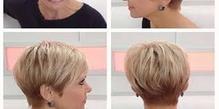 why choose short hairstyles for older women