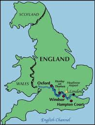 thames river map europe floating down the thames river just another wordpress com site