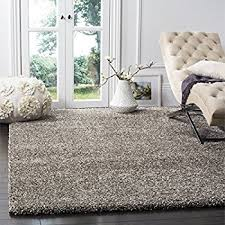 Brown And Grey Area Rugs Safavieh Milan Shag Collection Sg180 8080 Grey Area