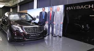 mercedes maybach 2008 mercedes maybach s500 and s600 launched in india team bhp