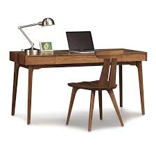 Small Walnut Desk Walnut Desk Home Office Furniture For Small Spaces