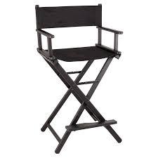 makeup stool for makeup artists aluminum makeup artist chair black