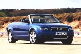 audi pickup truck audi a4 cabriolet 2002 car review honest john