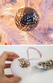 20 diy christmas ornament tutorials u0026 ideas easy christmas