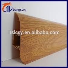 Laminate Flooring Skirting Board Trim by Longsun Brand Waterproof Plastics Skirting Board Covers For