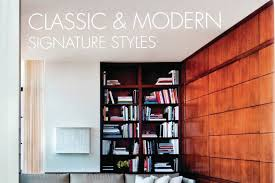 architect signature book review classic modern signature styles residential
