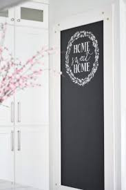 chalkboard in kitchen ideas best 25 chalkboard paint kitchen ideas on chalkboard