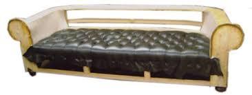 structure canapé erstaunlich structure canape bois of canapes metal bz lit futon